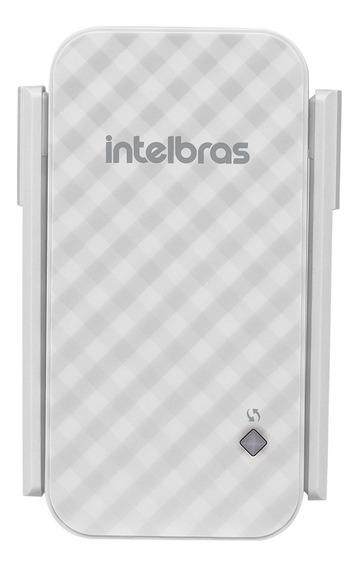 Repetidor Sinal Wifi Duas Antenas Intelbras Wireless Branco