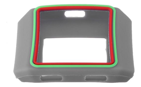 Funda De Silicona Colorida Para Reloj Inteligente Fitbit Ion