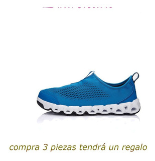 Li-ning Arco Arco Hombres Zapatos Ligero Deportes Agua Al Ai