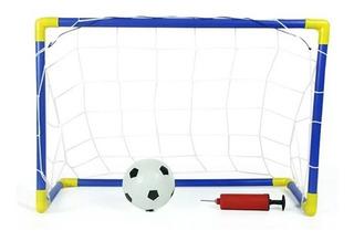 Arco De Fútbol Para Jugar Con Tu Hijo