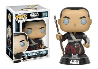 Funko Pop Chirrut Imwe Star Wars 140 Baloo Toys