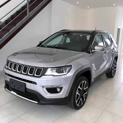 Jeep Compass 2.4 Limited Plus 2021