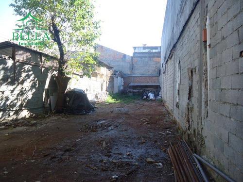 Terreno À Venda, 262 M² Por R$ 800.000 - Vila Anastácio - São Paulo/sp - Te0243