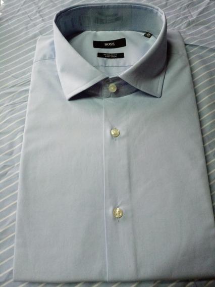 Camisa Hugo Boss! Original 100% Algodon!