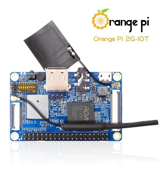Orange Pi 2g-iot Arm Cortex-a5 32bit Bluetooth
