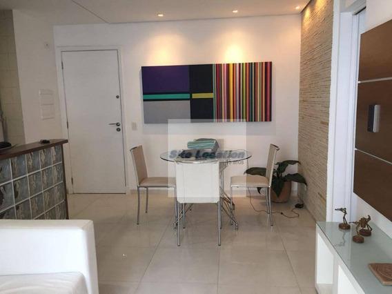 94993 * Ótimo Apartamento Para Venda No Brooklin - Ap0001