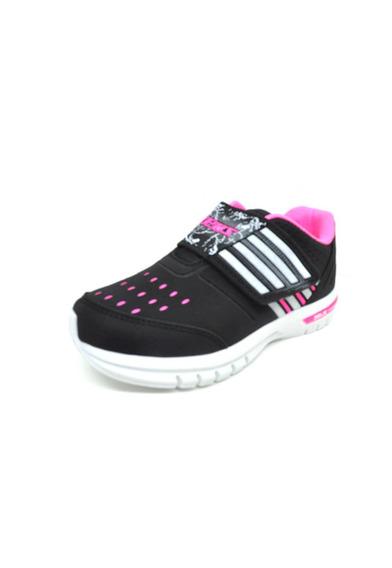 Tênis Escolar Infantil Zeuz Com Velcro Menino/menina 20 A 34