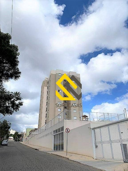 Lindo Apartamento De Cobertura Em Torre Ùnica. - Co0002