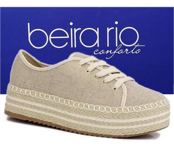 Tenis Feminino Casual Beira Rio 4232100 Frete Gratis