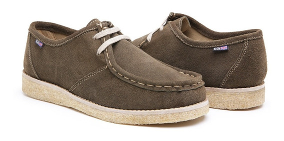 Sapato Cacareco London Style Alta Qualidade E Conforto