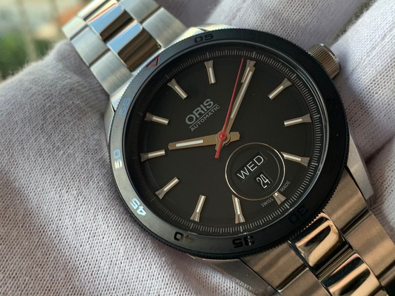 Relógio Oris Artix Gt Automatic Day-date