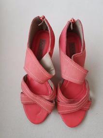 Sandalia Ramarim Pink 35