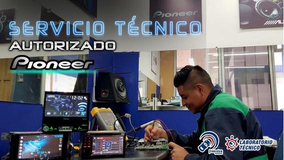 Servicio Tecnico Reparación Radios Pioneer