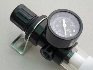 Filtro Regulador De Aire Comprimido 1/4 Neumatica Compresor