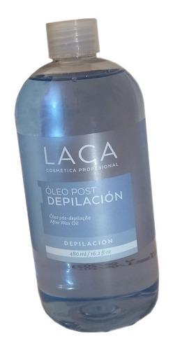 Óleo Post Depilación Laca Limpia Protege Alivia Refresca