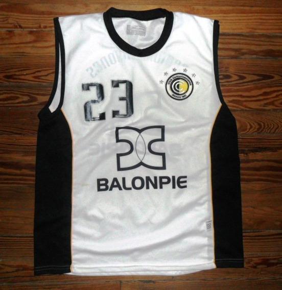 Camiseta Musculosa Comunicaciones Balonpie Utilería