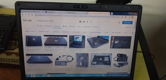 Notebook Compaq Presario C750br