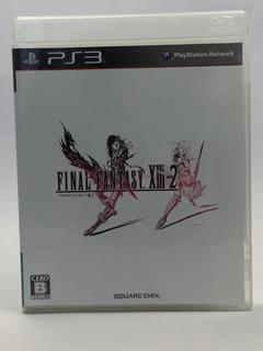 Final Fantasy Xiii-2 Japones Ps3