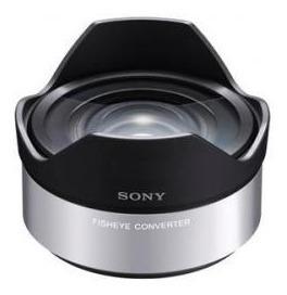 Lente Ojo De Pez Sony Vclecf1 Fisheye Conversion Lente Hm4
