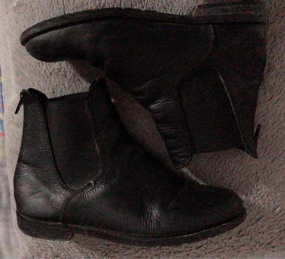 Cuero | Botas Caña Baja