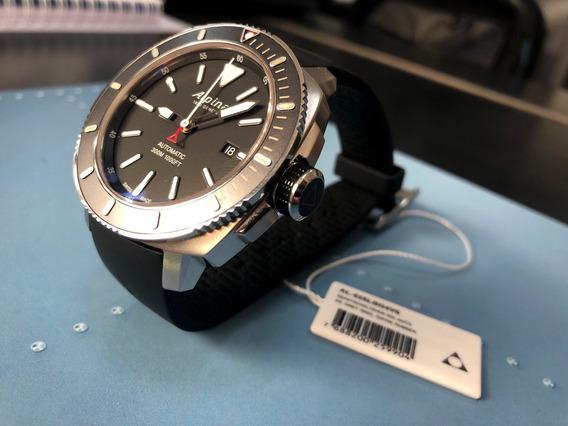 Alpina Seastrong Diver Automatic Suíço Como Tag E Breitling