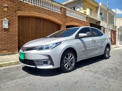 Toyota Corolla Xei 2019 Apenas 5.900 Kms