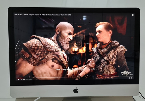 iMac (27-inch, Mid 2011) Core I7 16gb Hd 2tb