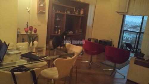 Ótimo Apartamento Na Vila Mariana, Venha Visitar - Pj46851