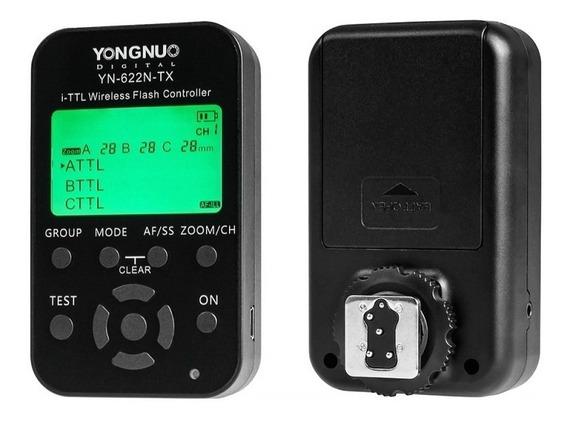 Radio Flash Yongnuo Yn-622n-tx I-ttl Para Nikon