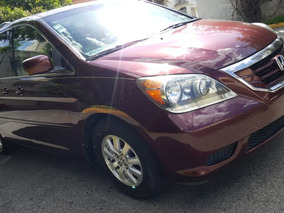Excelente Honda Odyssey Piel Gps Pantalla Coco