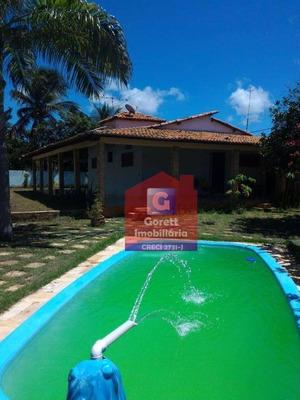 Casa Residencial À Venda, Muriú, Ceará-mirim -v2068 - Ca0137
