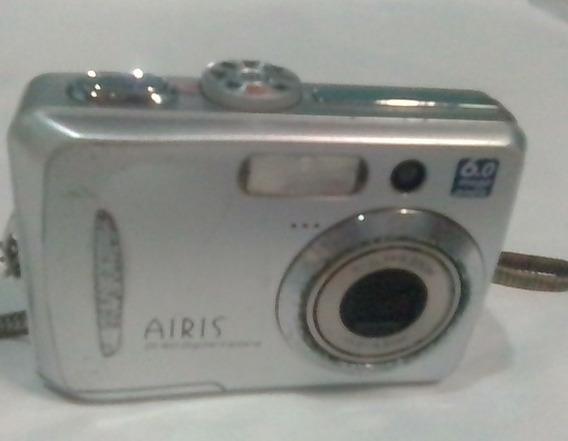 Cameras Fotografica Airis Digital 6.0 Mega Pixels Rara
