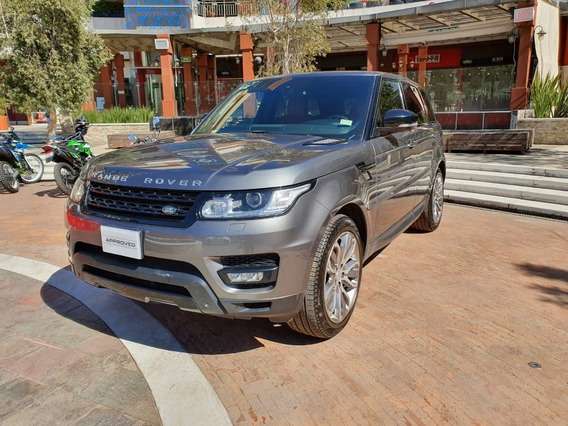 Range Rover Sport Supercharged 2015