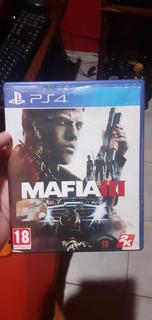 Mafia 3 Para Play 4 Usadosolo Para Ver