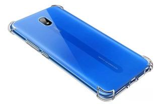 Capa Case Capinha Xiaomi Redmi 8a + Película De Vidro 2d