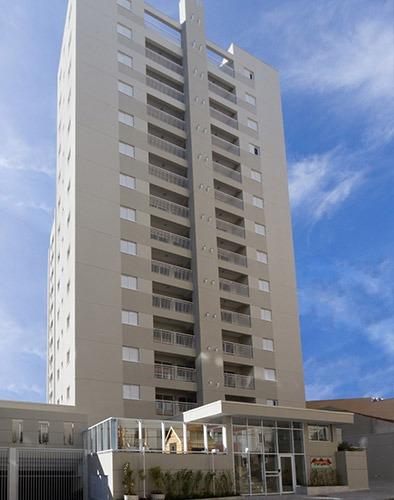 Apto 68m² 2 Dorms 1suite 1vg Santa Paula São Caetano Sul