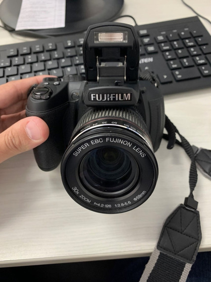 A Fujifilm Finepix