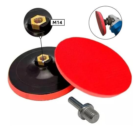Suporte De Boina Com Velcro Para Furadeira 4 125mm Mtx