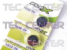 Bateria Pilha Cr1632 Flex 05 Unid Original Frete R$16,00