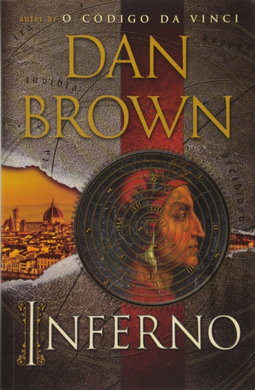 Inferno De Dan Brown - Usado