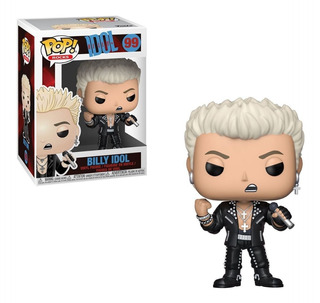 Funko Pop Rocks - Billy Idol 99