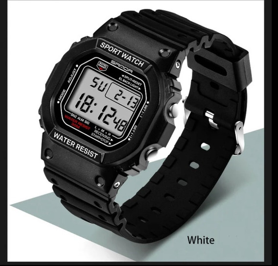 Relógio Digital Sport Militar G-shock