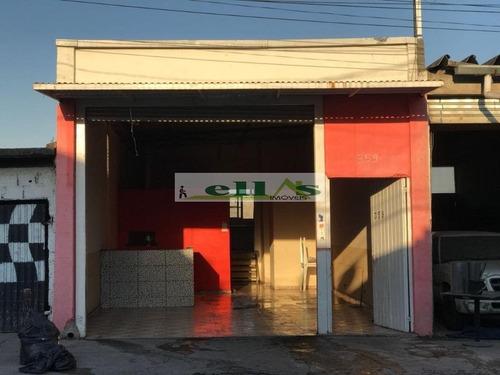 Galpão Para Aluguel, 74.5m² - 2759