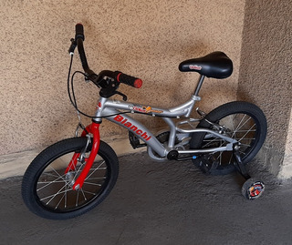 Bicicleta Aro 16 Bianchi