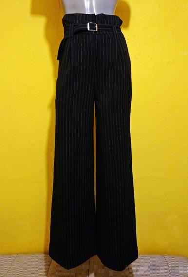 Pantalon Marca Body Central Color Negro Talla Chica 3 / 26
