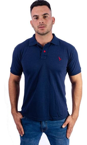 Kit 5 Camisetas Polo Masculina Original, C/ Nf Envios Ful
