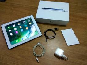 iPad 4 Wi-fi + 4g - 16gb + Capa + Película De Vidro + Cabo