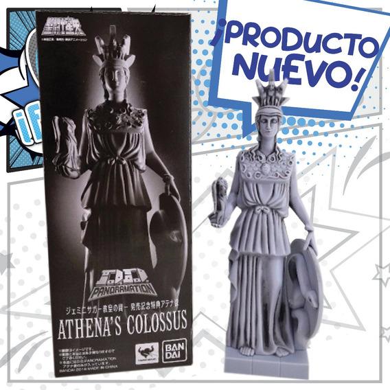 Athenas Colossus Panoramation Bandai Saint Seiya Caballeros