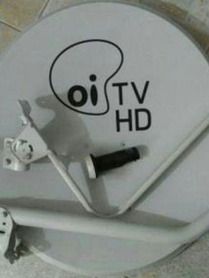 100 Antenas Oi Tv 60 Cm