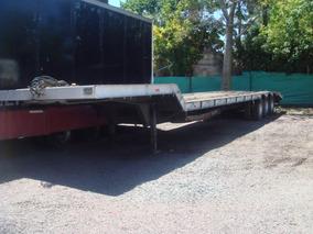 Semirremolque Carreton Gomatro 3 Ejes´98 $ 999999